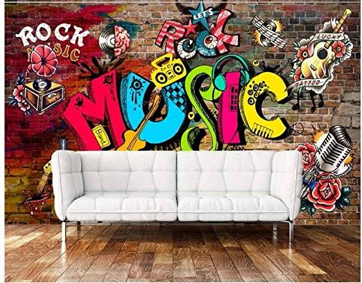 Music Wallpaper shop in Delhi